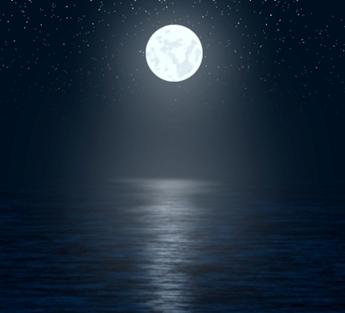 مهتاب شب